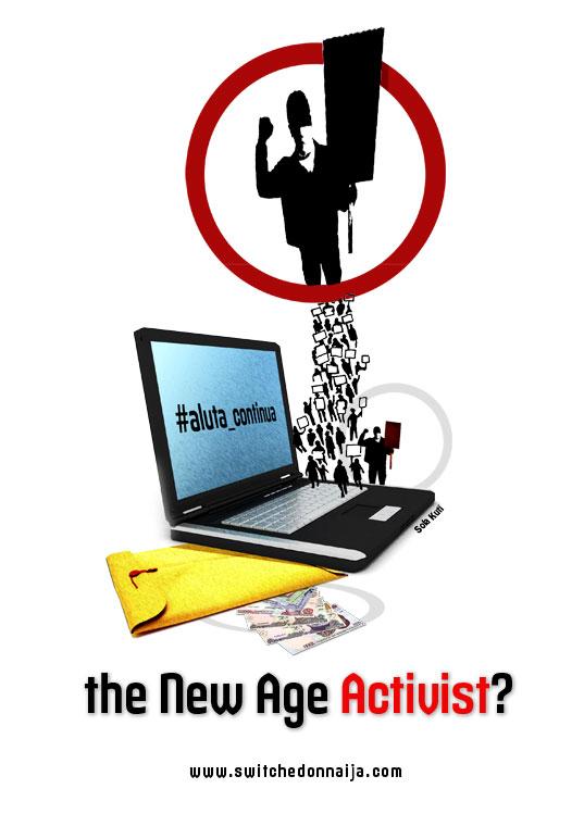 New Age Activist